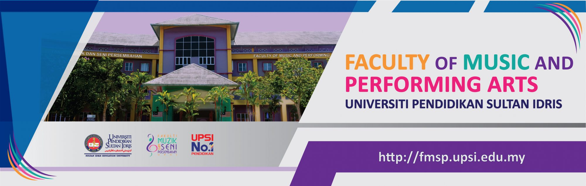 UPSI | FACULTY OF MUSIC AND PERFORMING ARTS